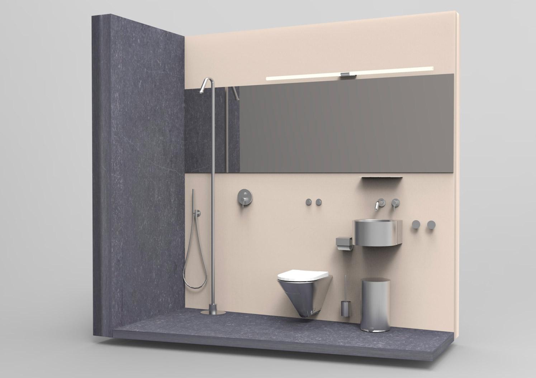 salle de douche design julien carretero